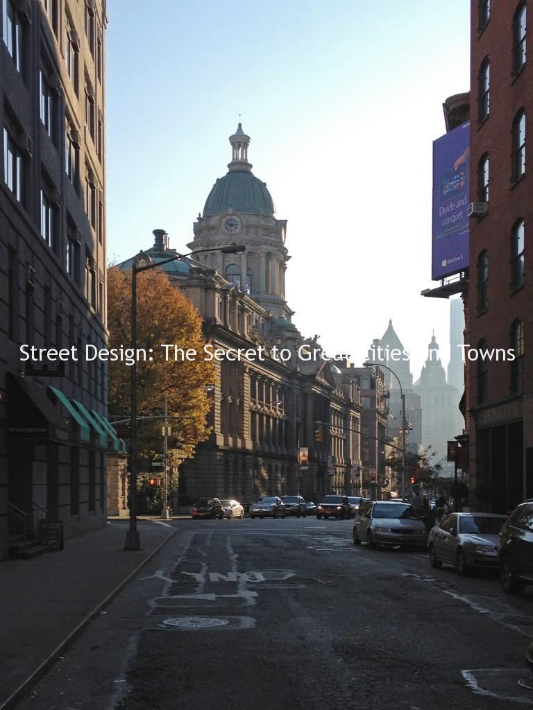 Center Street, New York, New York