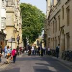 Turl Street, Oxford, England