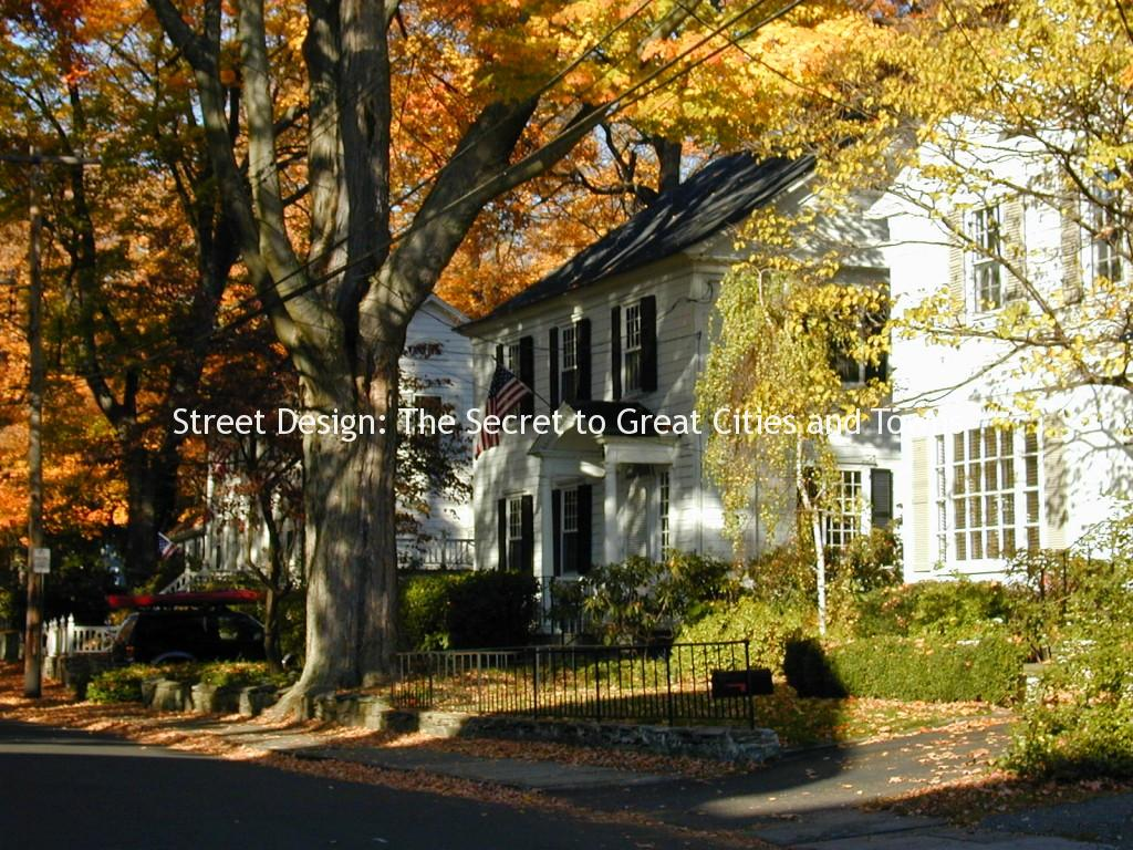 Main Street, Southport, Connecticut