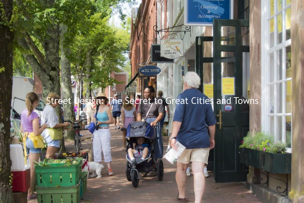 Main Street, Nantucket, Massachusetts
