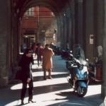 Arcade, Bologna, Italy