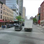 Looking South on Second Avenue from 86th Street / Google Street View